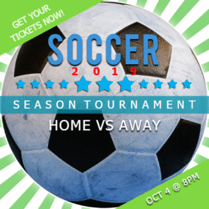 Customize Your Own Soccer Banners - 2019 Tournament Template - Custom Graphix