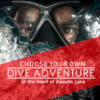 Customize Your Own Swimming Banners - Dive Adventure Template - Custom Graphix