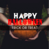 Customize Your Own Halloween Banners - Happy Trick or Treat Template - Custom Graphix