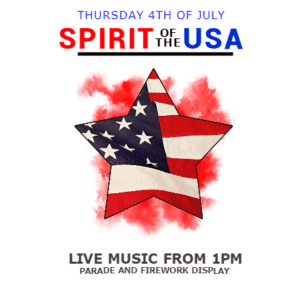 Customize Your Own 4th of July Banners - Live Music Template - Custom Graphix