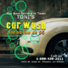 Customize Your Own Car Wash Banners - Best in Town Template - Custom Graphix